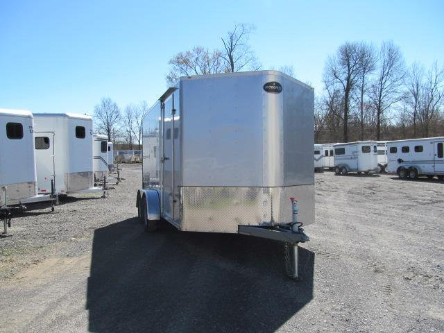 2018 Integrity Trailers 7x14 True Line Enclosed Cargo Trailer