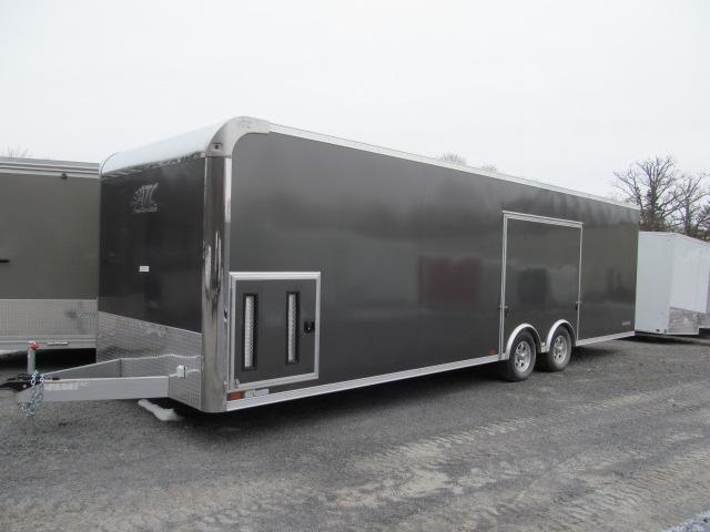 2018 Aluminum Trailer Company 8.5 x 28 CH Plus w/ Premium Escape Door