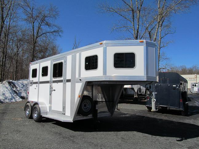 2014 Eclipse 2HGN Straight Load Horse Trailer