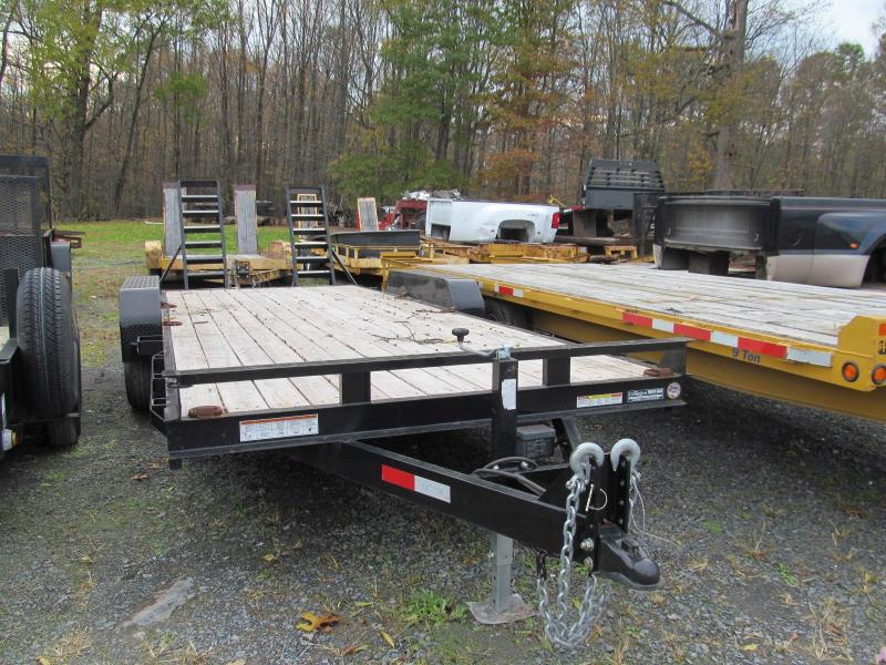 2018 Sure-Trac 7 X 20 10K Implement Trailer
