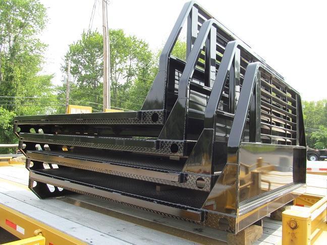 Hillsboro LT Steel Truck Body