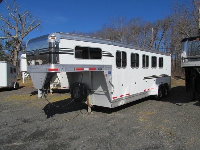 2009 Eby Trailers 4/5 Pacesetter Racer Trailer