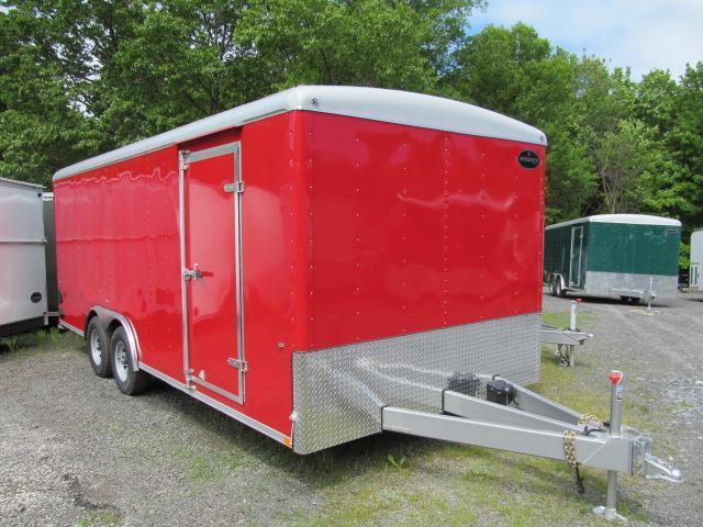 2018 Integrity HD Landscape Package 8.5 X 16 Enclosed Cargo Trailer