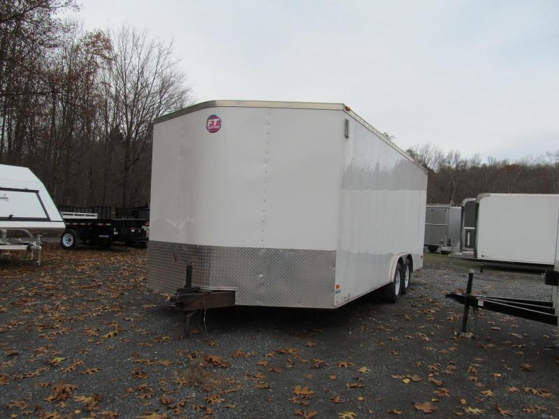 2013 Wells Cargo Fast Trac Enclosed Cargo Trailer