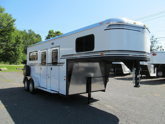 Kingston Trailers Belvedere Classic 2H GN