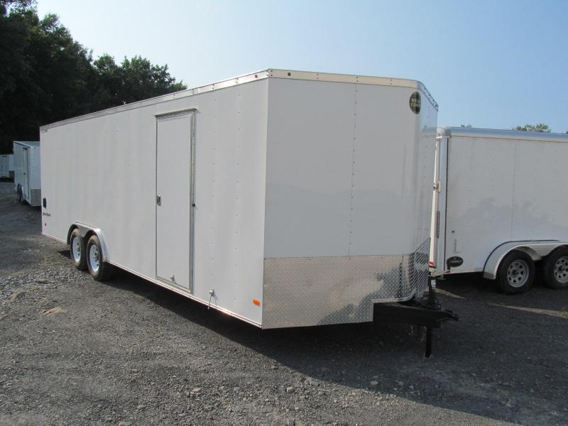 2016 Wells Cargo Fasttrac 8.5 X 24 Car / Racing Trailer