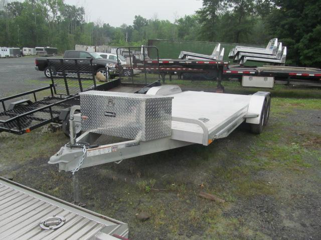2014 Aluminum Trailer Company 18 10K Car / Racing Trailer