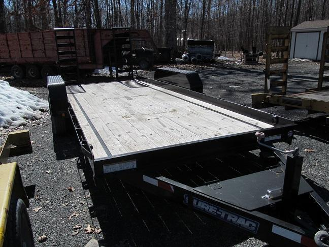 2013 Sure-Trac 7 x 18 14K Equipment Trailer
