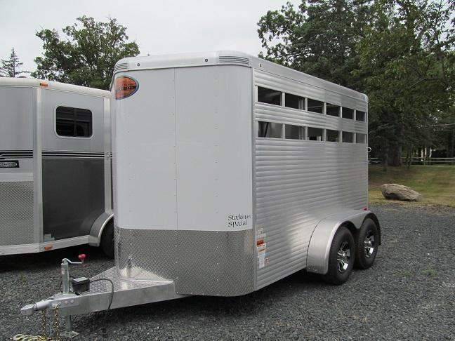 Sundowner Trailers Stockman Special 2 Horse Horse Trailer