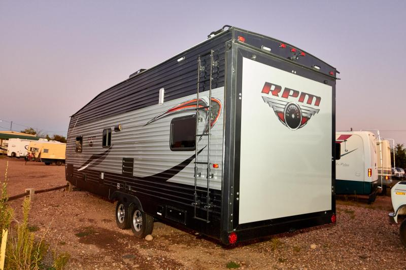 2020 Chinook RPM Toy Hauler RV