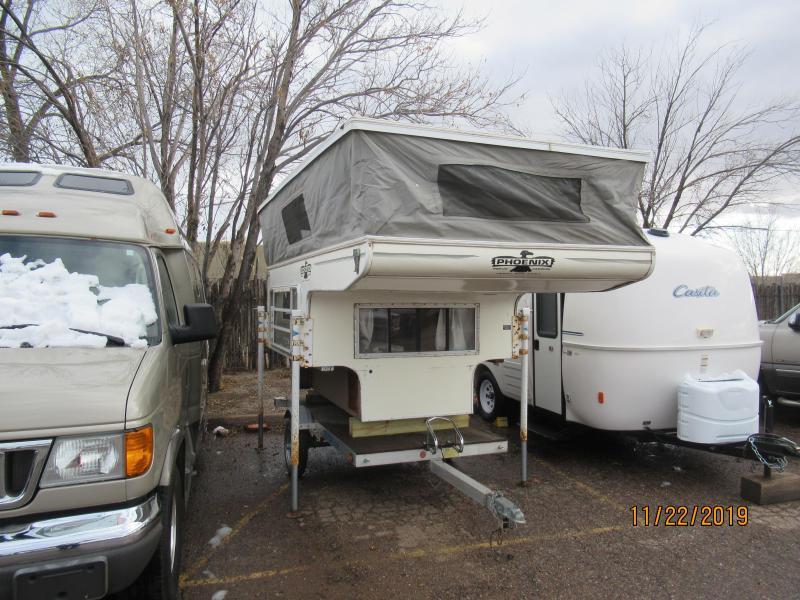 1998 Phoenix Truck Bed Camper