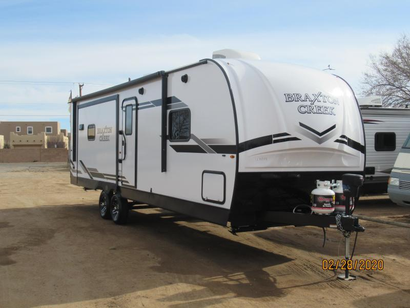 2020 BRAXTON CREEK LX-290RKD
