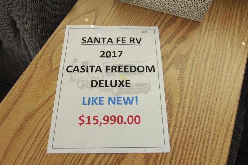 2017 Casita Enterprises Freedom Travel Trailer RV