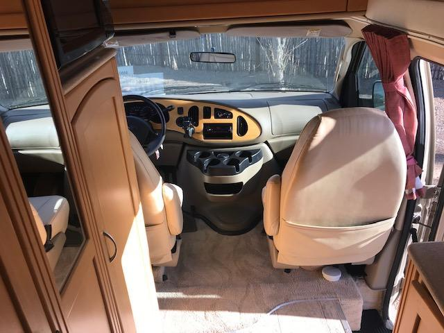 2007 Pleasureway Excel TS Ford Class C RV