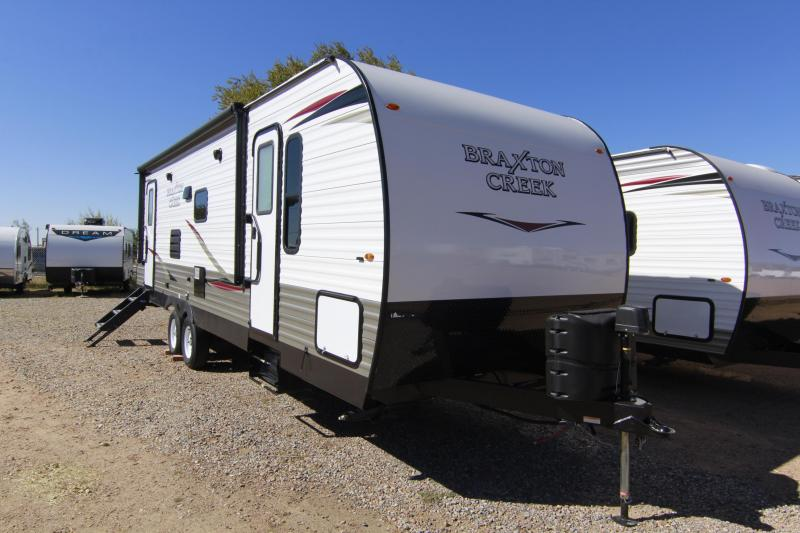 2020 Braxton Creek Other (Not Listed) 290 RLSA Travel Trailer RV