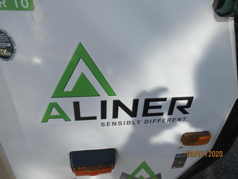 2020 Aliner Ranger 10 Pop-Up