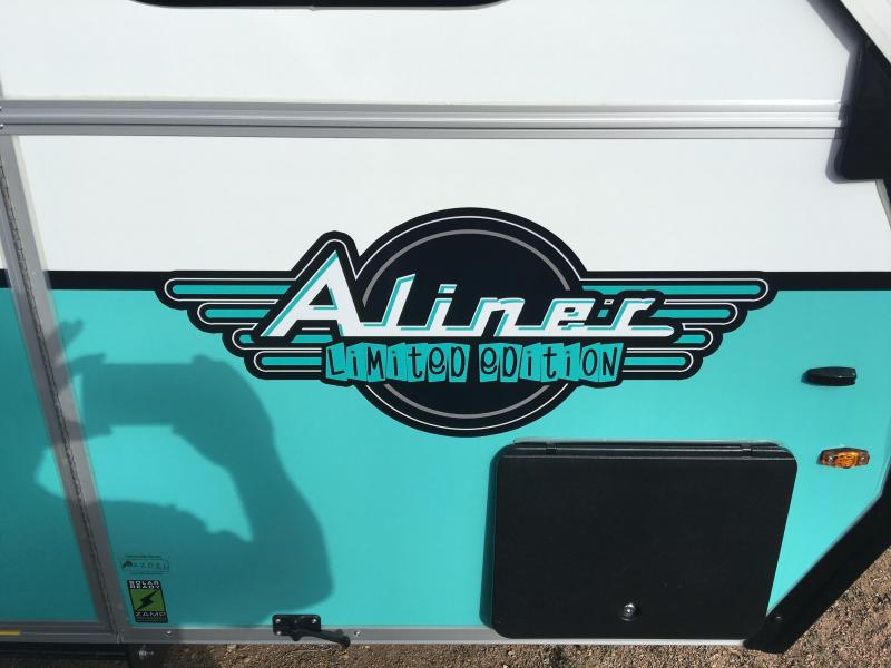 2017 Aliner Classic Limited Edition Pop-Up