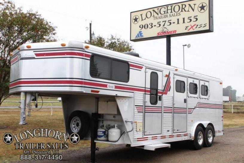 1996 Sundowner 3 Horse 6ft Shortwall *8ft Wide*