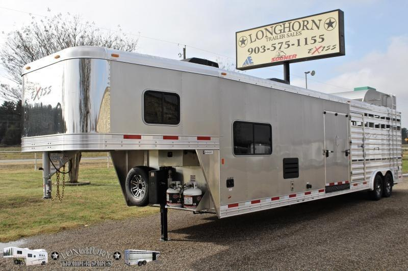 2019 Exiss 10.5ft Shortwall Stock LQ w/ Bunk & Generator