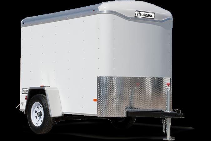 2019 Haulmark TS58S2 Enclosed Cargo Trailer