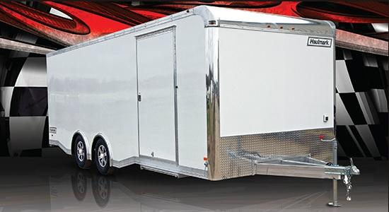 2016 Haulmark HAR85X28WT3 Car / Racing Trailer