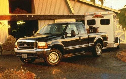 1999 Ford Super Duty F250 Extra Cab - 8' Bed