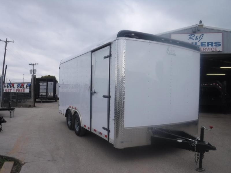 2019 Cargo Craft 8.5 x 16 Expedition Enclosed Cargo Trailer