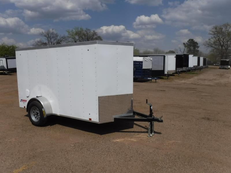 2019 Pace American 5 X 10 SA Enclosed Cargo Trailer