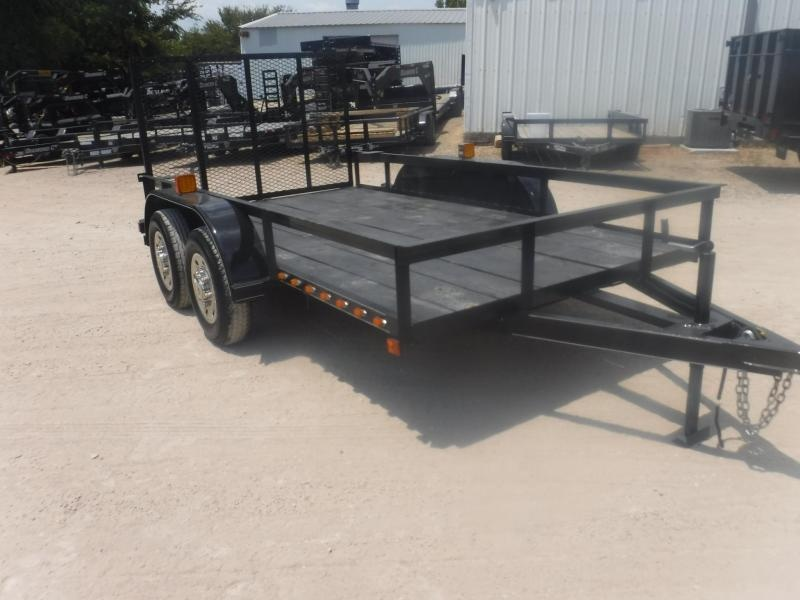 2017 Other 77x12 TA Utility Trailer