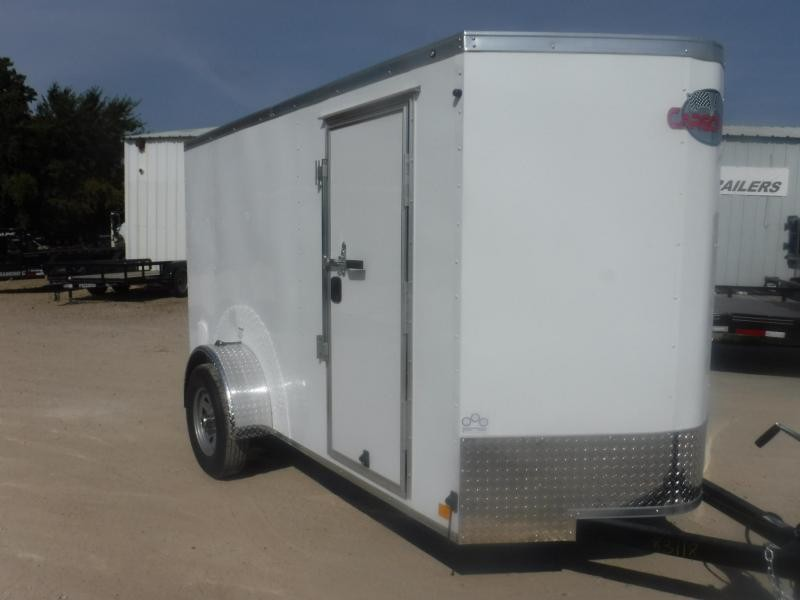 2019 Cargo Mate 5 x 10 LEE Enclosed Cargo Trailer