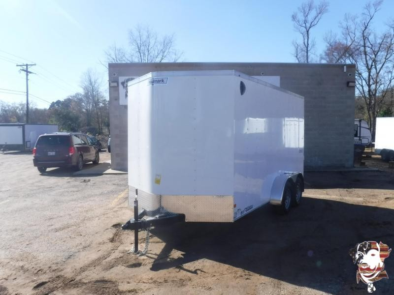 2020 Haulmark 7 x 14 Passport Deluxe Enclosed Cargo Trailer