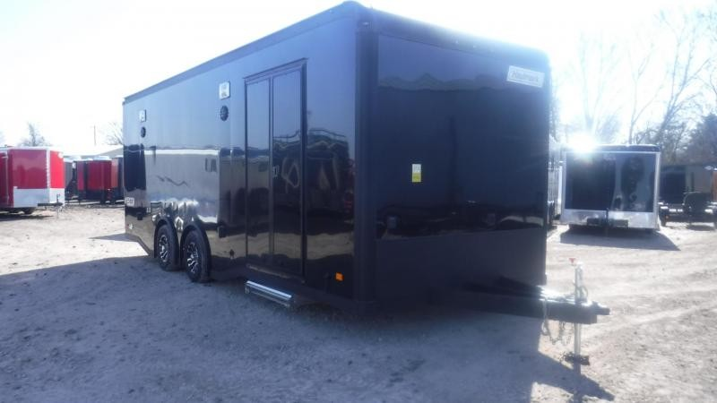 2019 Haulmark 8.5x24 Edge Pro Car / Racing Trailer
