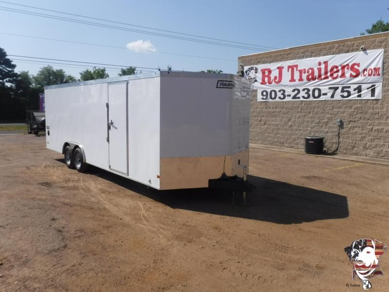 2019 Haulmark 8.5 x 24 Transport Car / Racing Trailer