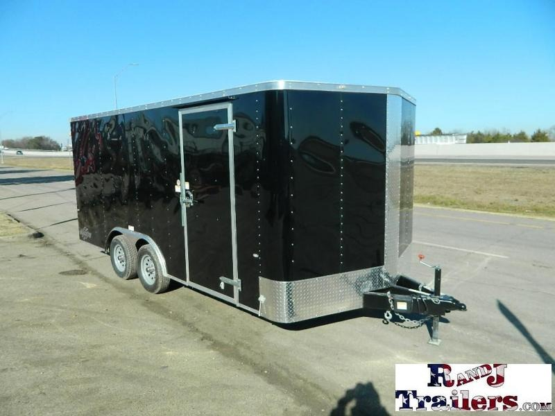 2018 Cargo Craft 8.5 x 16 Dragster Enclosed Cargo Trailer