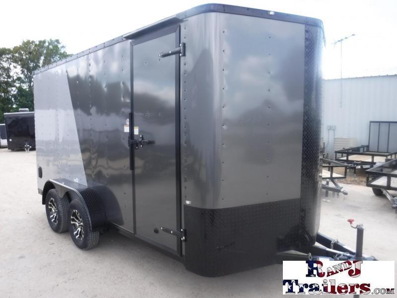 2018 Cargo Craft 7x14 Elite-V Enclosed Cargo Trailer
