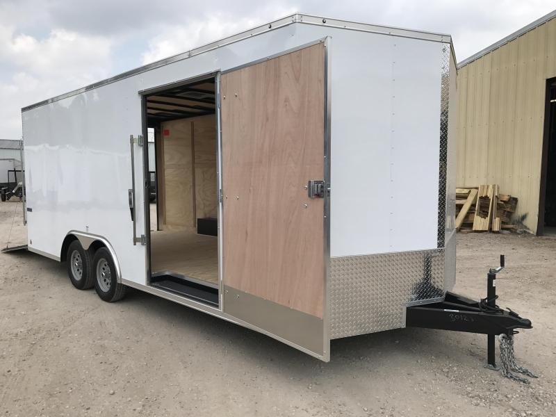 2018 Cargo Mate 8.5 x 20 E-Series Enclosed Cargo Trailer