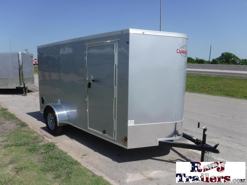 2018 Cargo Mate 6 x 12 TXLV Enclosed Cargo Trailer