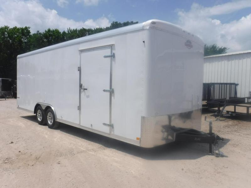 2019 Cargo Mate 8.5 x 24 Qualifier Enclosed Cargo Trailer