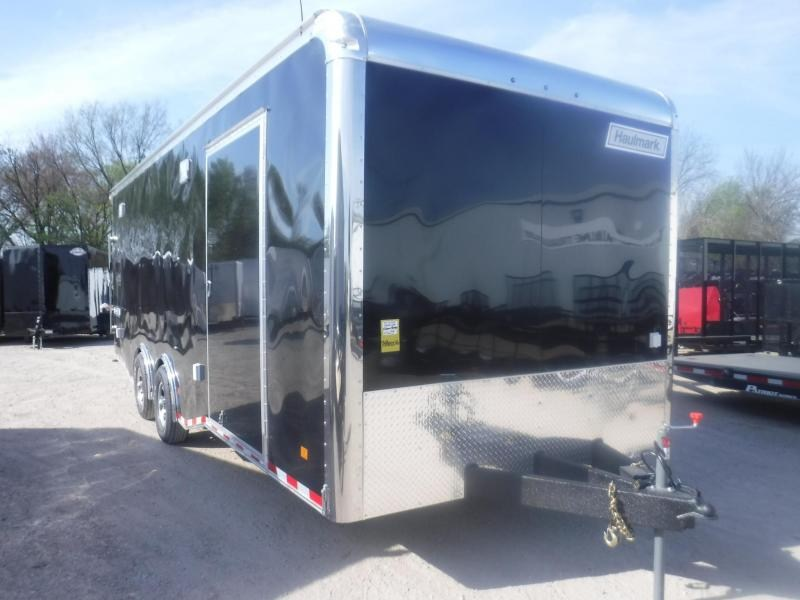 2019 Haulmark 8.5x24 Edge Heat Car / Racing Trailer