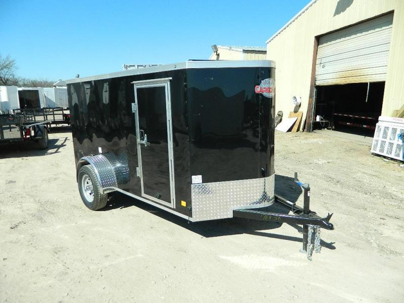 2018 Cargo Mate 5 x 10 TXLV Enclosed Cargo Trailer
