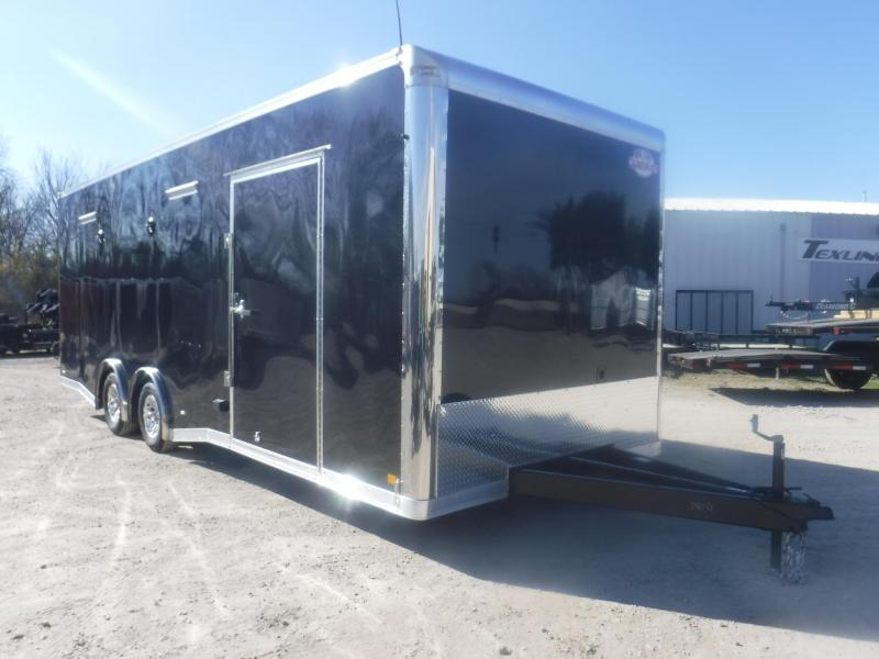 2019 Cargo Mate 8.5 x 24 NS Car / Racing Trailer