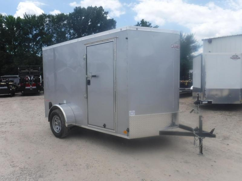 2019 Cargo Mate 6 x 10 LEE Enclosed Cargo Trailer