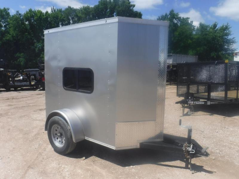 2019 RJ  4 x 6 Enclosed Cargo Trailer