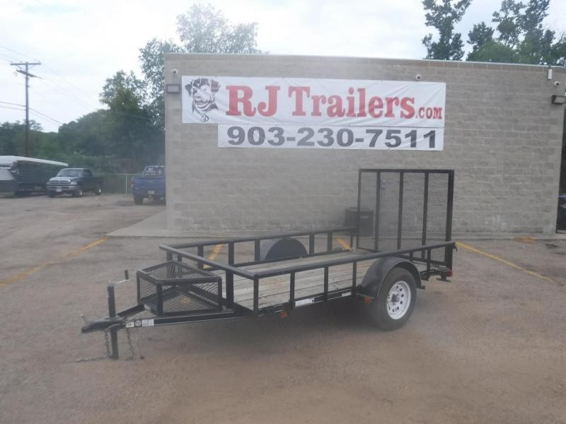 2006 Carry-On 66x10 Utility Trailer