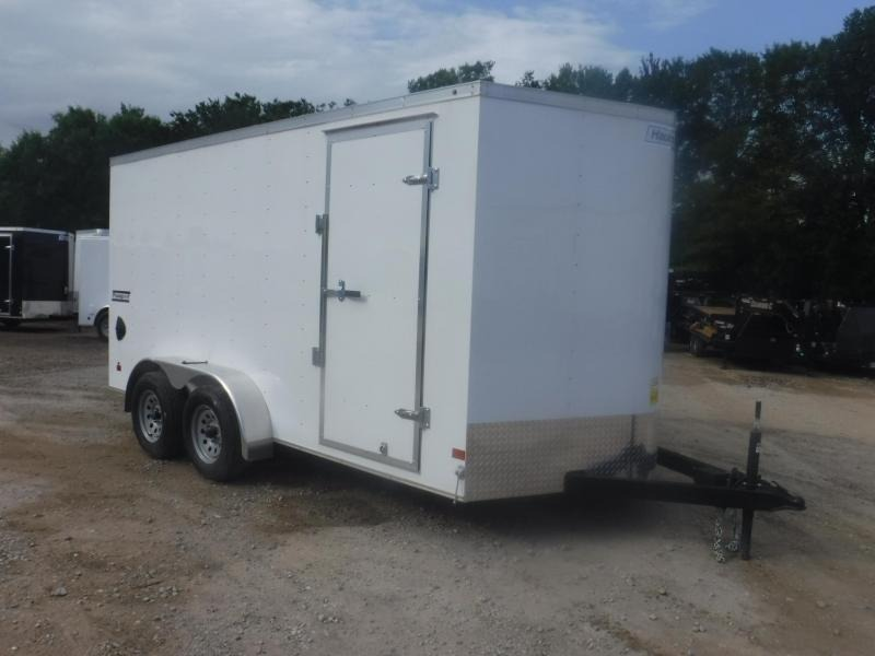 2019 Haulmark 7 x 14 Passport Enclosed Landscape Cargo Trailer