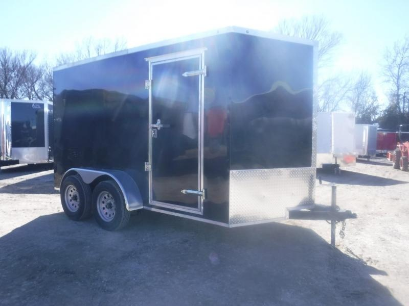 2019 Other 7 x 12 Elite Enclosed Cargo Trailer