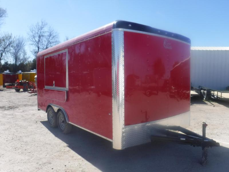 2019 Cargo Craft 8.5 x 20 Expedition Enclosed Cargo Trailer