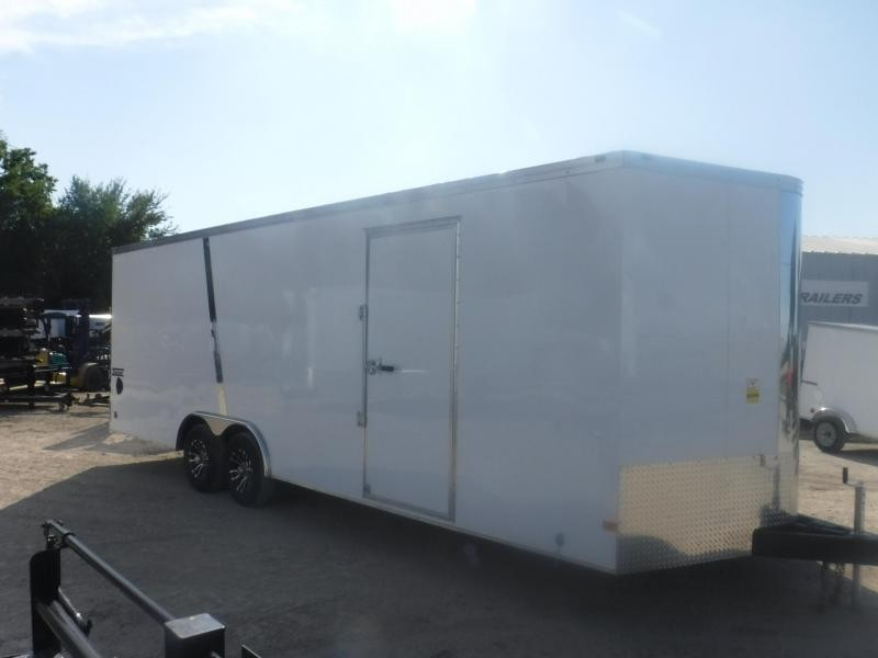 2019 Haulmark 8.5 x 20 Transport Enclosed Cargo Trailer