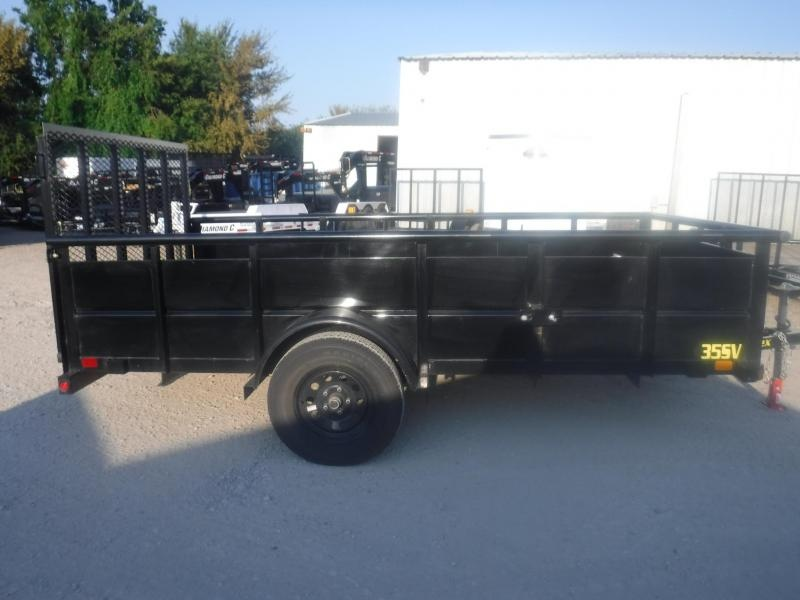 2018 Big Tex Trailers 35SV Utility Trailer