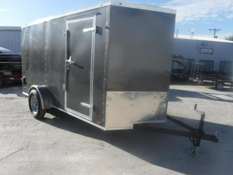 2019 RJ  6 x 12 Enclosed Cargo Trailer